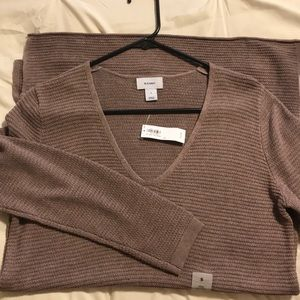 Old Navy Sweaters - NWT Old Navy Tunic Sweater Icelandic purple S